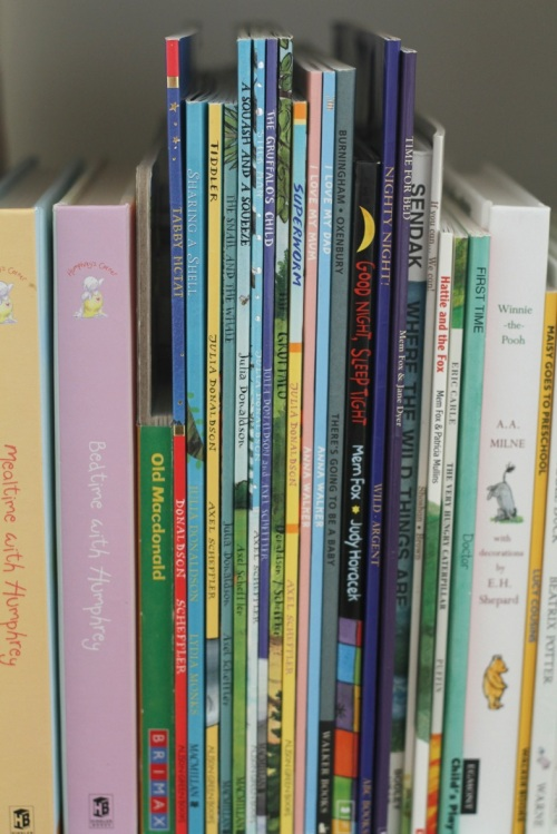 Julia Donaldson - Favourite Toddler Books.... www.alittlepartoftheworld.com