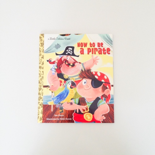 How to be a Piate - Favourite Toddler Books.... www.alittlepartoftheworld.com